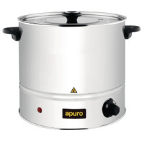 CL205-A Apuro Food Steamer 6 Ltr
