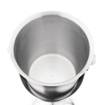 K406 Olympia Brushed Stainless Steel Wine & Champagne Bucket