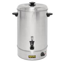 GL348-A Apuro Manual Fill Hot Water Urn 30 Ltr