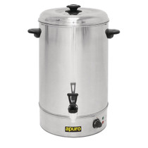 GL349-A Apuro Manual Fill Hot Water Urn 40 Ltr