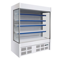 HTS1500 Refrigerated Open Display 1560mmW x 750 D x 1978 H