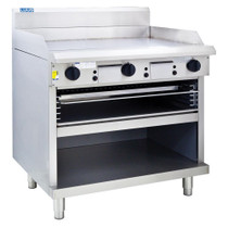 GTS-9 Luus 900mm Griddle Toaster