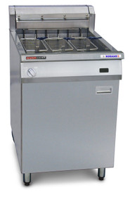AF813/R Austheat Freestanding 3 Phase Electric Deep Fryer 39Ltr with Rapid Recovery