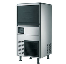 SN-80C Blizzard Professional Ice Maker Output: Up to 80Kg/ 24 hrs