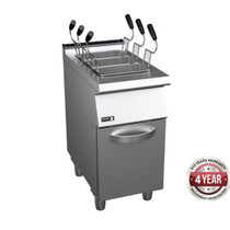 CP-G7140 Fagor Gas Pasta Cooker with 3 Baskets
