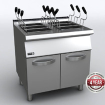CP-G7240 Fagor Gas Pasta Cooker with 6 Baskets