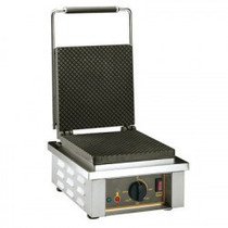 GES 40 Roller Grill Waffle Machine - Single Ice Cream Cones