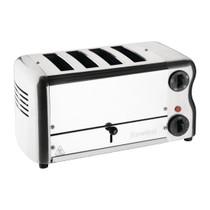 CY994-A Rowlett Esprit 4 Slot Toaster Chrome