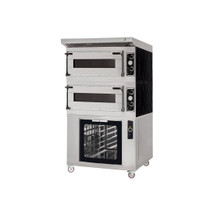 TP4-44 Prismafood Single Door 12 Tray Food Proving Chamber