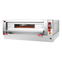 PC147 Pyralis Circle Digital Deck Rotating Stone Sole Pizza Oven