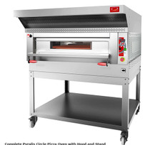 SP9 Pyralis Circle Pizza Oven Stand