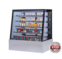 SLP830C Bonvue Deluxe Chilled Display Cabinet 900mm W x 800 D x 1350  H