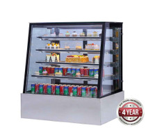 SLP870C Bonvue Deluxe Chilled Display Cabinet 2000mmW x 800D x 1350H