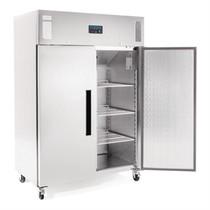 DL896-A Polar G-Series 2 Door Upright Freezer 1200Ltr Stainless Steel