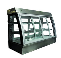 C4HT12 Bonvue Drop-In Counter Top Display Heated C4HT Series 900mm Width