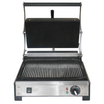 PG-01A Contact Grill with Timer 440mm Width