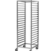 GTS-180 Adjustable Stainless Steel Gastronorm Rack 520mm W x 740 D x 1810 H