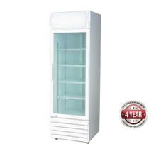 LG-540GE Large Single Glass Door Colourbond Upright Drink Fridge 540Lt 700mm W