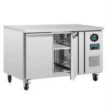 G599-A Polar U-Series Counter Freezer 282 Ltr