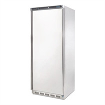 CD084-A Polar C-Series Single Door Fridge 600Ltr Stainless Steel