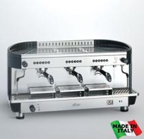 BZE2011S3E Bezzera Modern 3 Group Ellisse Espresso Machine