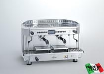 BZE2011S2EPID Bezzera Modern 2 Group Ellisse Espresso Machine