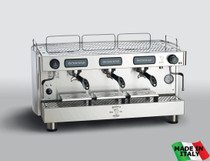 BZB2013S3E Bezzera Traditional 3 Group Espresso Machine