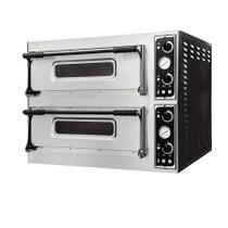 TP-2 Prisma Food Pizza Ovens Double Deck 8 x 40 cm
