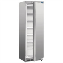 CD083-A Polar C-Series Upright Freezer Stainless Steel 365Ltr