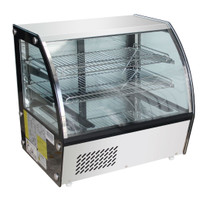 HTR100N 85Ltr Chilled Counter-Top Food Display 695mm Width