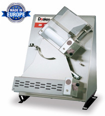 DKN40 GMG Commercial Pizza Dough Roller 40cm Ø Pizza Base