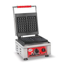 DKN-2530-W Deaken Commercial Electric Waffle Iron