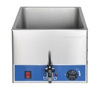 1110103 Birko Bain Tap Single No Pans 340mm W x 540 D x 270H