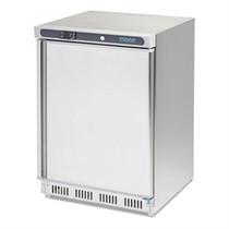 Polar Undercounter Freezer 140Ltr Stainless Steel