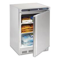 CD081-A Polar C-Series Under Bench Freezer 140Ltr Stainless Steel