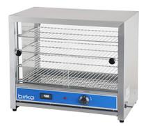 1040091 Birko Pie Warmer with Glass Doors - 50 Pies
