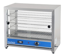 1040091 Birko Pie Warmer with Glass Doors - 50 Pies