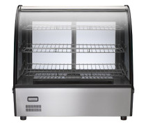 1040062 Birko Hot Food Bar Showcase S/S 160 Ltr