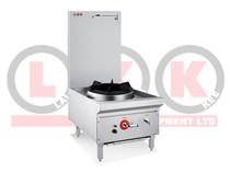 LKK-1BSRL 1 Burner Duckbill Vietnamese Stockpot Cooker
