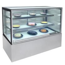 Bromic - Glass Cake Display - LED Lighting - 1500mm - FD1500