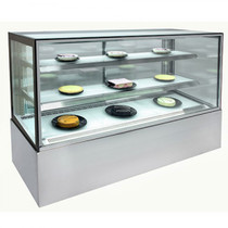 Bromic - Glass Cake Display - LED Lighting - 1800mm - FD1800