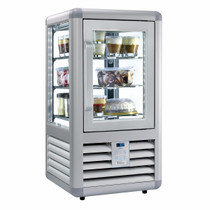 CTF0100G4S Bromic Countertop Freezer 100L with Low-Energy LED Lighting