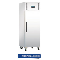 Polar G-Series Upright Fridge White 600Ltr DL899-A