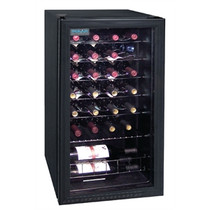 CE203-A Polar C-Series Under Counter Wine Cooler Fridge 28 Bottles