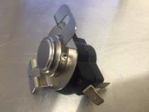Modular dishwasher thermostat