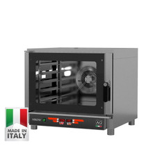 FEDL06NEMIDVH2O Nerone Commercial 6 Tray Electric Combi Oven