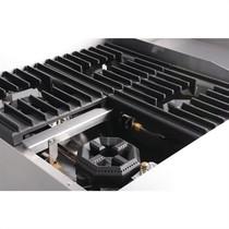 GH100-P Thor 4 Burner Propane Gas Oven Range 1175 mm H x 610 W x 845 D
