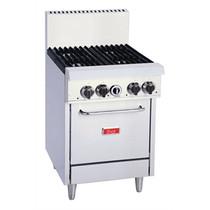 GH100-N Thor 4 Burner Natural Gas Oven