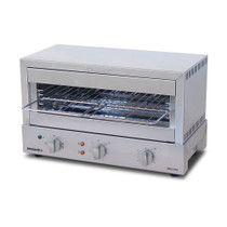 GMX810G Roband Grill Max Toaster with Glass Element