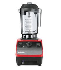 VM10199-RED Vitamix Drink Machine Advance Blender